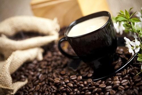 Кофе с ликером «Пралине»