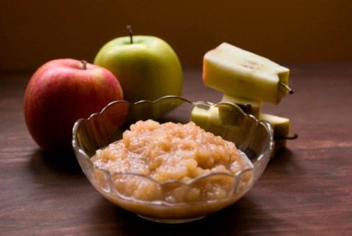 Домашний яблочный соус без сахара