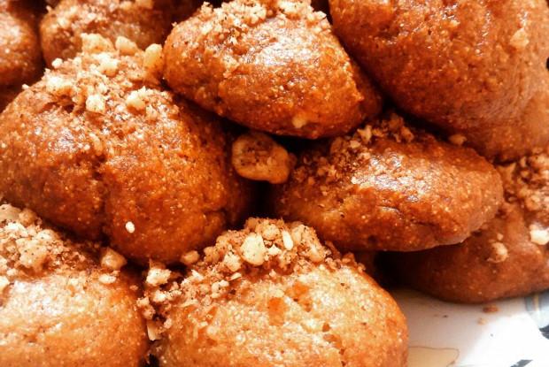 Меломакарона (Рождественское печенье из Греции)