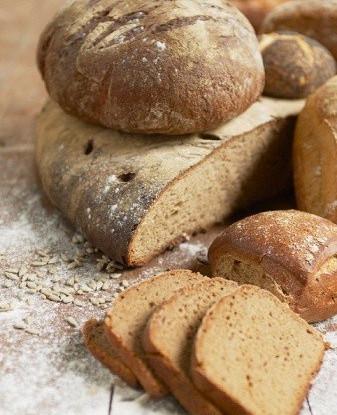Хлеб по-деревенски (Pain de campagne)