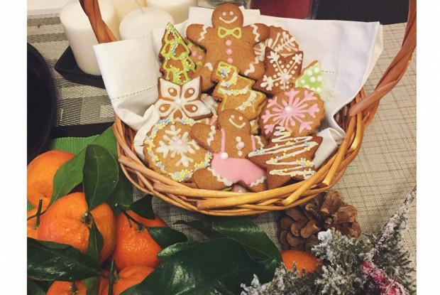 Волшебное имбирное печенье