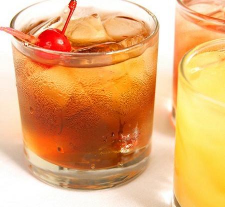 Коктейль «Вандербильт» (Vanderbilt cocktail)