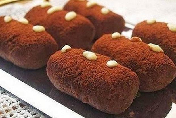 Пирожное «картошка» из галет