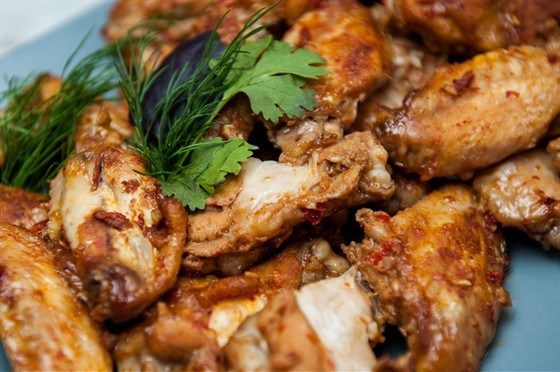 Куриные крылья «Чили»