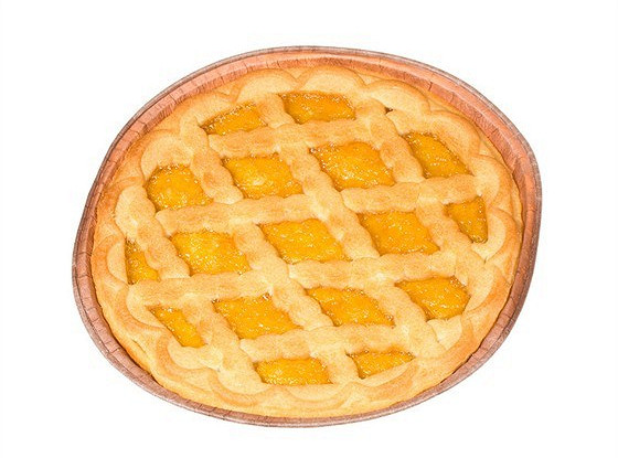 Лимонно-лаймовый пирог
