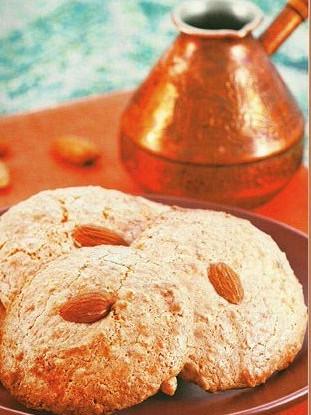 Миндальное печенье (Ншаблит)
