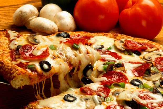 Домашняя пицца «как в ресторане»