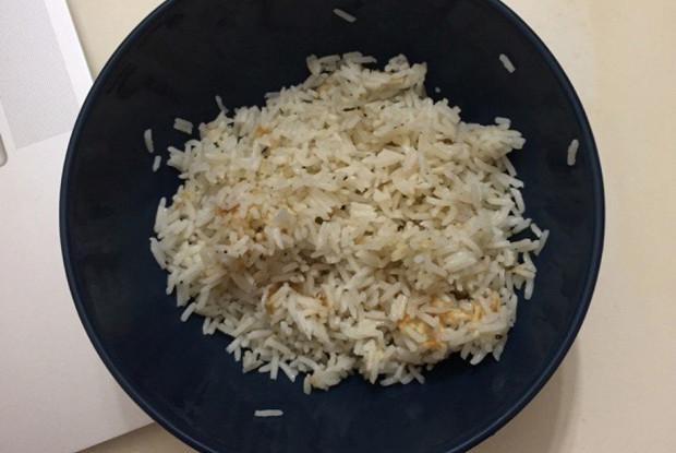 Рис с имбирём