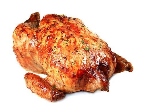 Маринованная курица на гриле по-лексингтонски