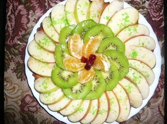 Пирог «Манник»
