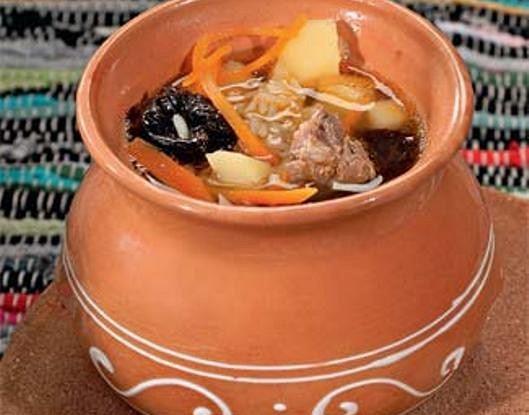 Суп с черносливом (Хорда)