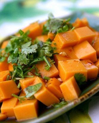 Морковь тушеная