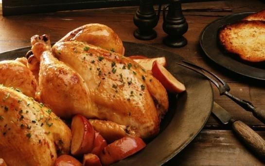 Курица по-гвинейски