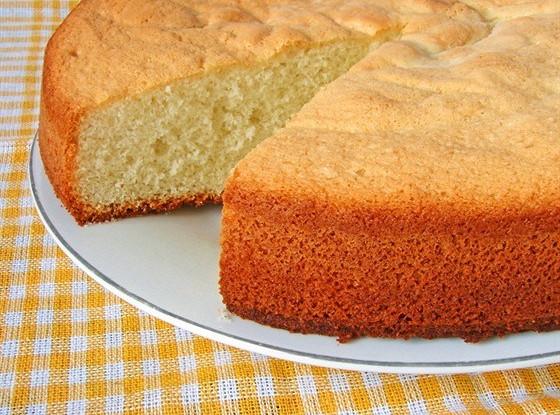 Торт бисквитный сухой