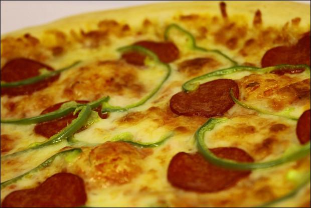 Рецепт Американского теста для пиццы