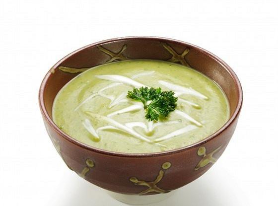 Суп с сельдереем и картошкой