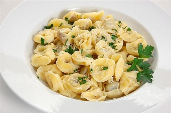 Тортеллини с сыром