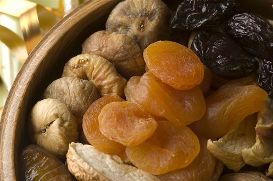 Компот из сушеных фруктов