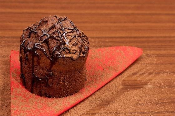 Ореховый пасхальный кекс