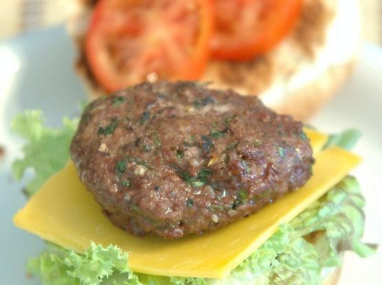Острые тайские гамбургеры