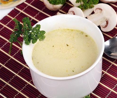 Грибной суп или соус