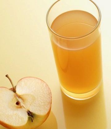 Яблочно-огуречный напиток