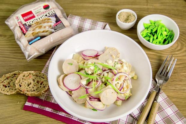 Оригинальный салат для гриль-сезона