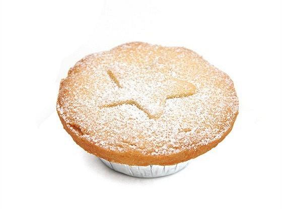 Пирог из ревеня с корицей