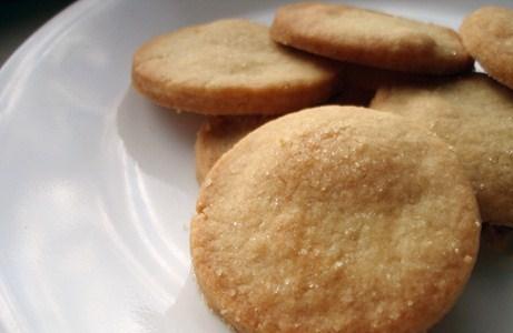 Песочное печенье со специями