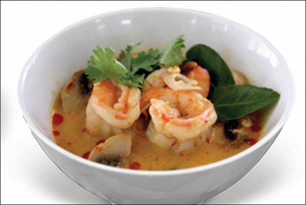 Суп том ям кун