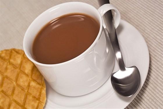 Сицилийский горячий шоколад