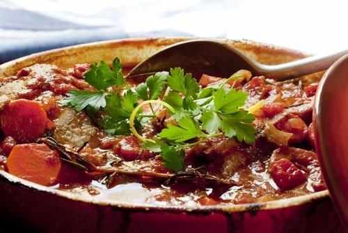 Испанский суп «Олья Подрига»
