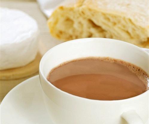Какао на рисовом отваре