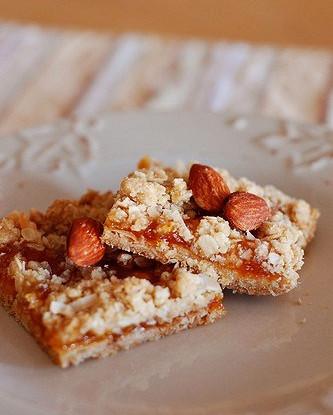 Абрикосово-ореховое печенье
