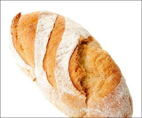 Итальянский хлеб из дрожжевого теста