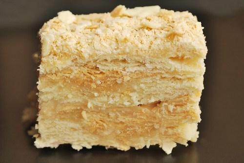 Торт «Наполеон» для микроволновой печи