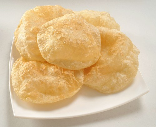 Индийский хлеб (Poori)