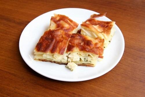 Сырный пирог «Тиропита»