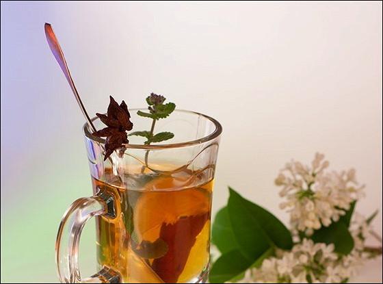 Чай «Солнце Италии»