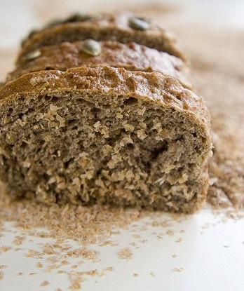 Сладкий хлеб с цукини и апельсиновой цедрой