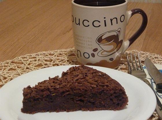 Шоколадный пирог из кабачка