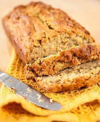 Хлеб с рукколой и тимьяном