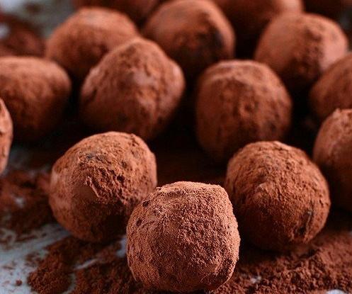 Австрийские шоколадные трюфели