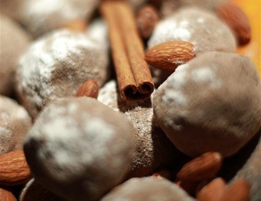 Шоколадно-кофейные трюфели из детской смеси