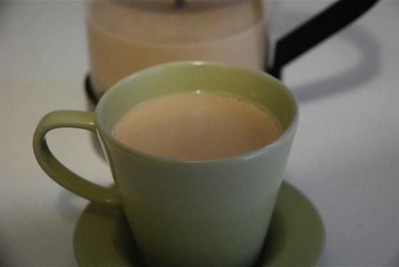 Индийский чай масала