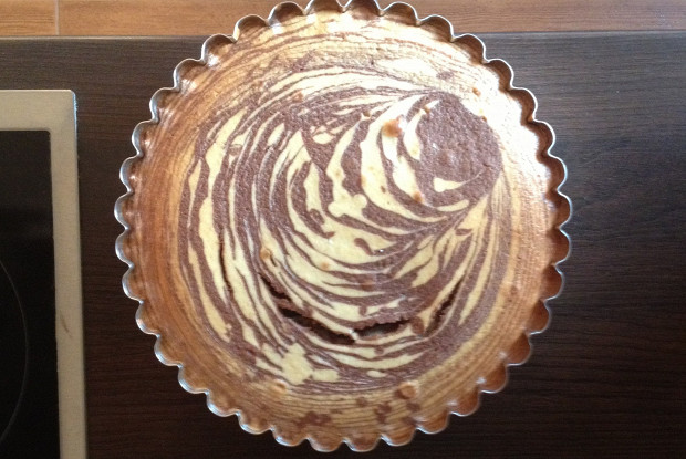 «Зебра» Торт