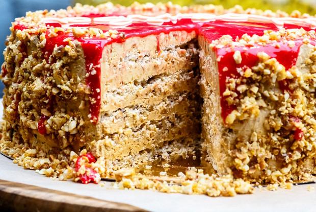 Торт «Москва»
