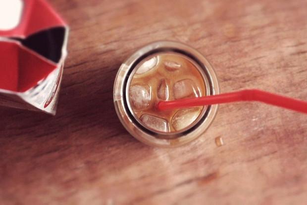 Холодный кофе с собой (Iced Coffee To Go)
