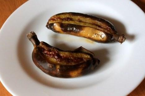 Шоколадные бананы