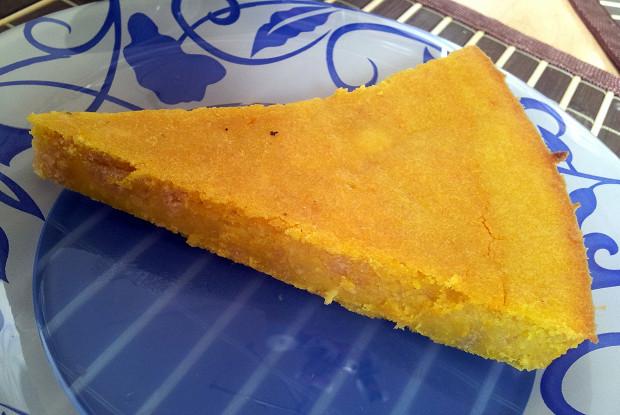 Веганский лимонный пирог «Парадизо»